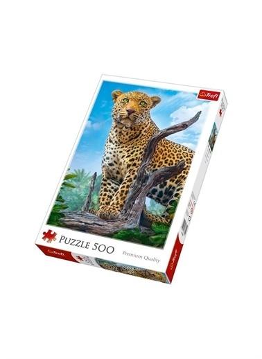 Art Puzzle Art Puzzle Wıld Leopard 500 Parça Kutu Puzzle  Renksiz